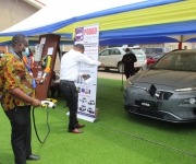 ECG, POBAD partner to install electric vehicle charging systems across the country
