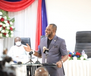 Energy Minister charges ECG to prioritise cyber security in safeguarding revenue leakage