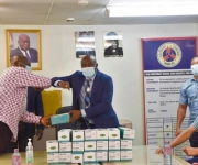 Sol Cement supports ECG with nose masks